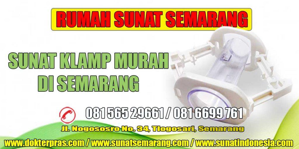 Sunat Klamp Tarif Murah di Semarang