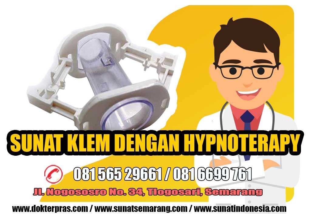 sunat klem dengan hipnoterapi